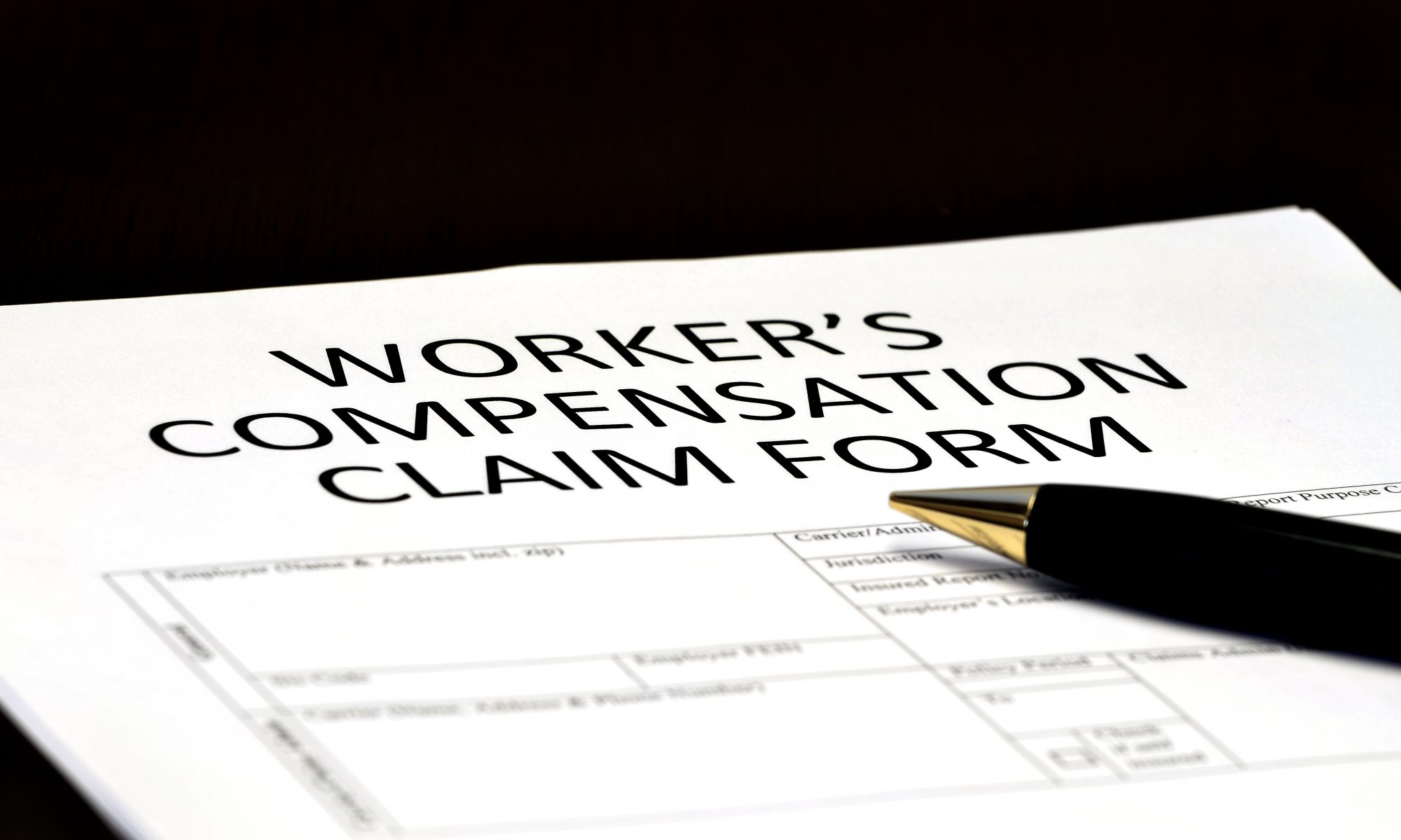 Worker's Compensation Claim